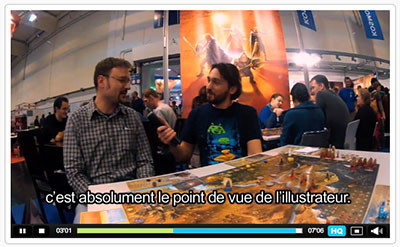 <p>Quand monsieur Guido interroge Michael Menzel c'est Tric Trac Arte</p>