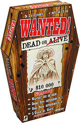Wanted - Dead or Alive