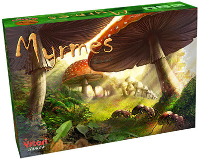 <p>Myrmes est disponible. Fourmidable !</p>
