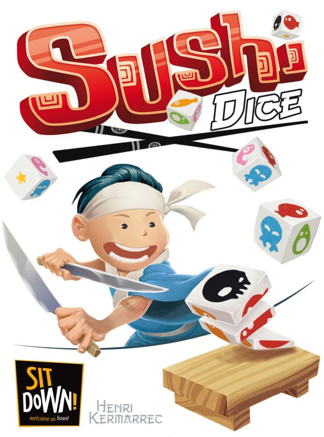 Sushi Dice, tout ça c'est des sushis ma bonne dame