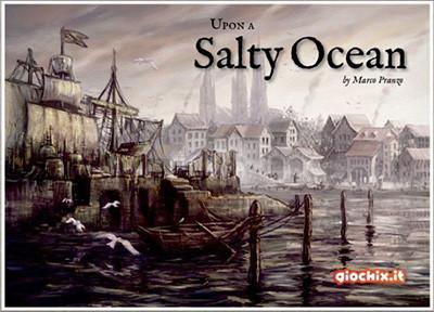 """""""Upon a Salty Ocean"""" : Du hareng a Essen."""