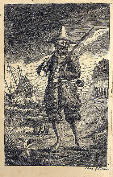 Niouze Robinson Crusoe
