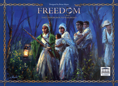 FREEDOM the underground railroad - Test du Grimoire de l'Alchimiste