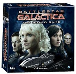 Battlestar Galactica : Pegasus