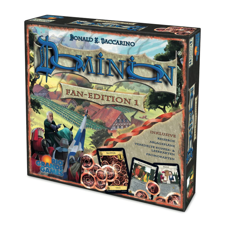 Dominion nonstop und Fan-Edition 1