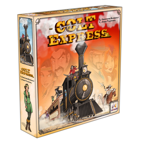 "Colt Express - ""Direct vers la station Fun !"""