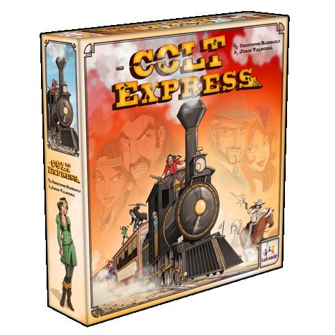 "Colt Express - ""Direct vers la station Fun !"""