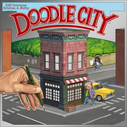Doodle City, chacun son chemin