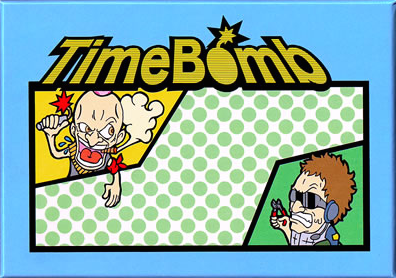 time bomb jeu