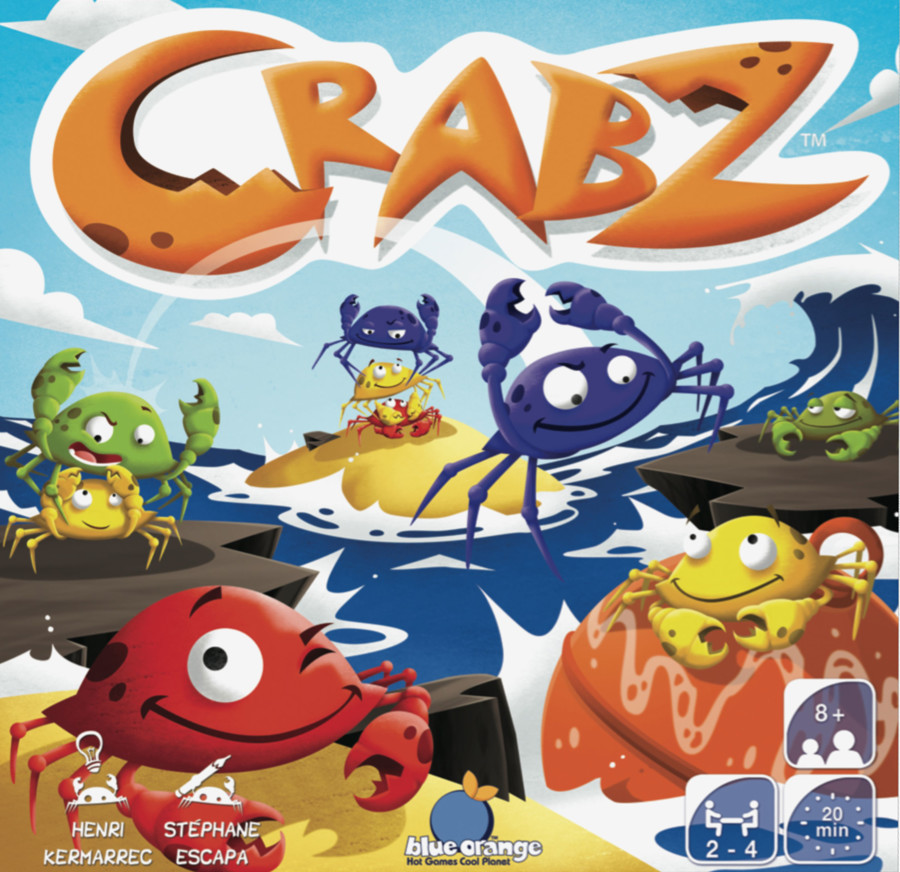 Crabz, allez-vous en pincer ?