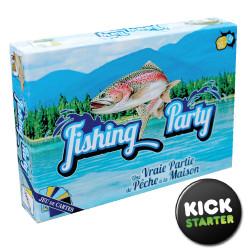 fISHING PARTY: une vrai partie de pêche a la maison.