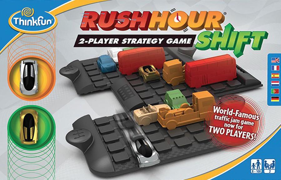 Rush Hour Shift, l'âne, la grenouille et les embouteillages