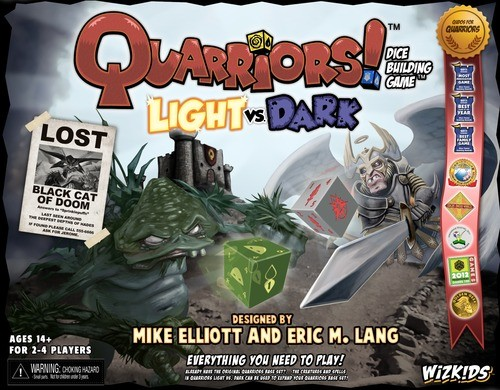 Quarriors! - Light vs Dark Expansion