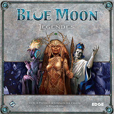 Blue Moon : Légendes, le docteur revient