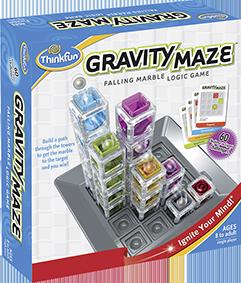 Gravity Maze : Théorie de la pomme pas naze
