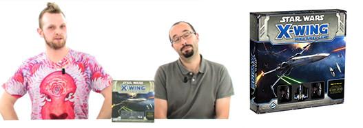 X-Wing Miniatures Game, de le quoi qu'est ce ?