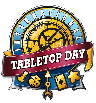 11. April ist wieder Tabletop Day