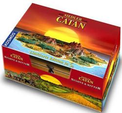 Les Colons de Catane - Edition 3D