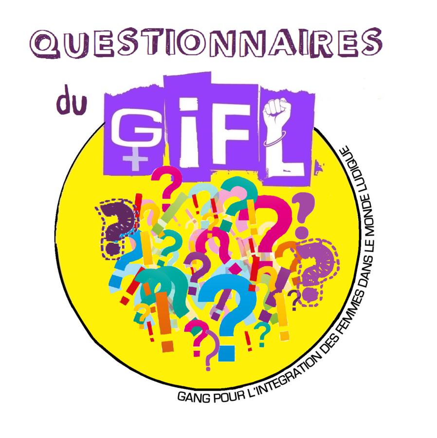 Les questionnaires du GIFL: ann de repos production