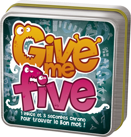 Give Me Five de Jacques Bariot et Dominique Della Scaffa