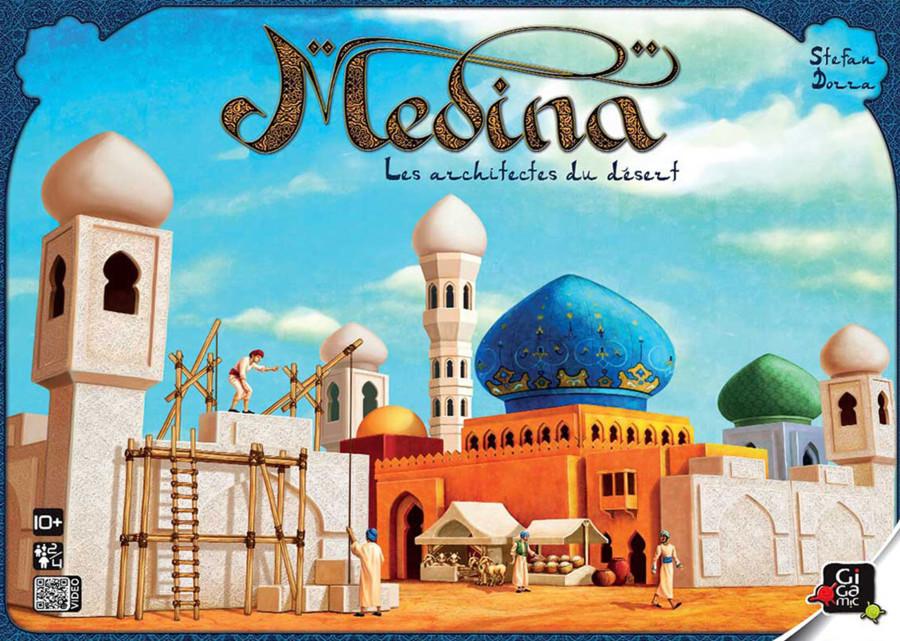 Medina revient. Alors quoi de neuf Docteur ?
