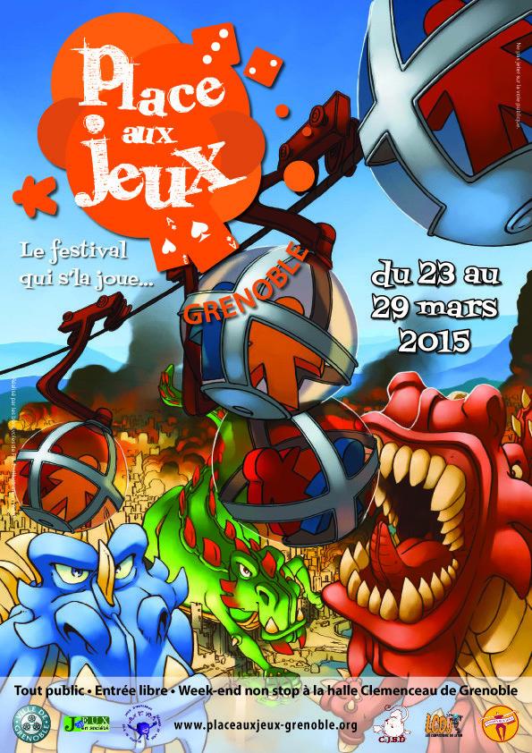 Grenoble se la jouE du 23 au 29 Mars