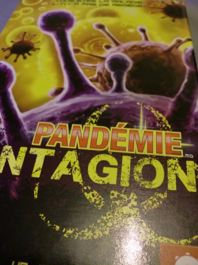 test pandémie contagion