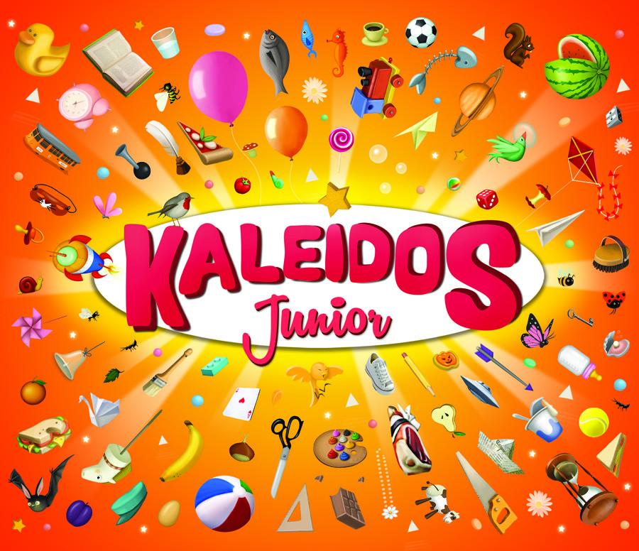 Kaleidos Junior, le jeu indispensable pour noël.
