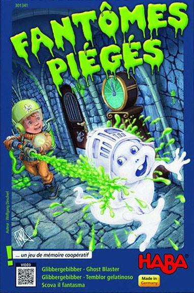 Fantômes Piégés, Ghostbusters pour les petits