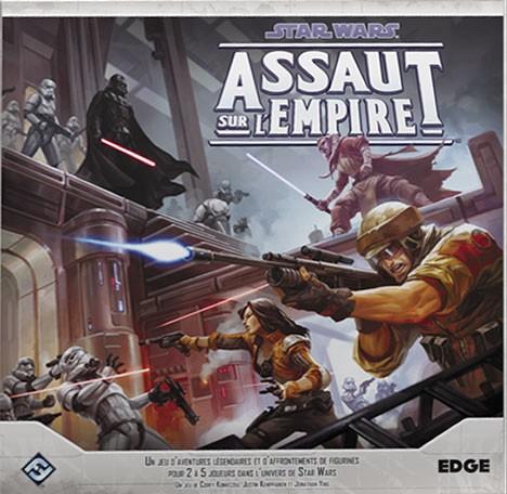 Star Wars : Assaut sur l'Empire ou descente dans les étoiles