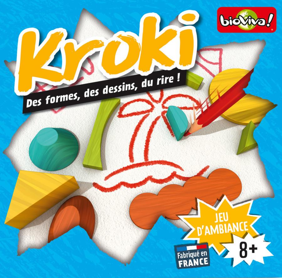 Kroki, une nouveauté Bioviva