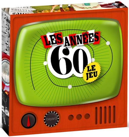les ann es 60 le jeu les ann es 60 le jeu jeu de soci t tric trac. Black Bedroom Furniture Sets. Home Design Ideas