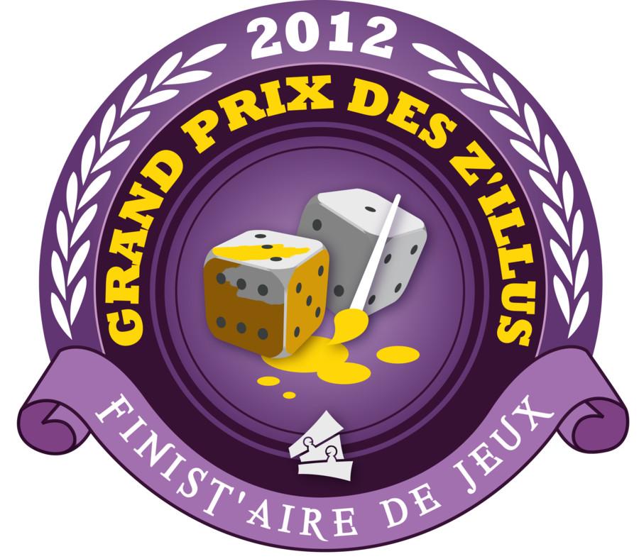 GRAND PRIX DES Z'ILLUS 2012 - 1er