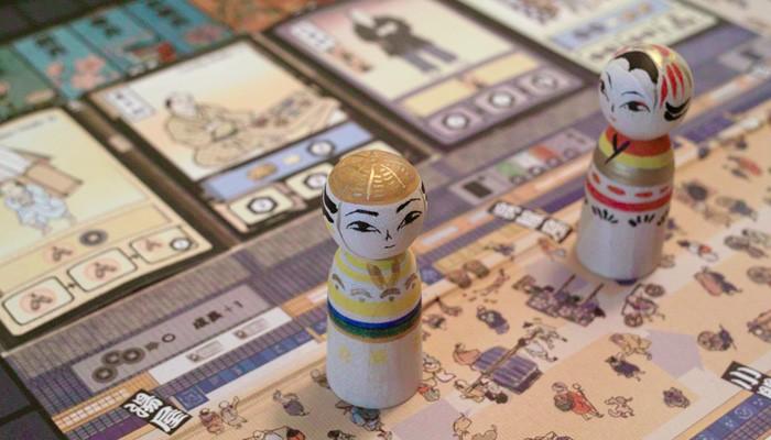 Artisans japonais, estampes et cubenbois