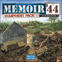 Mémoire 44 : Equipment Pack