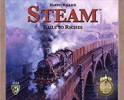 Steam - Rails to Riches