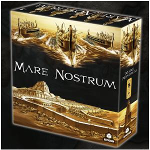 Mare Nostrum - scène1: la naissance