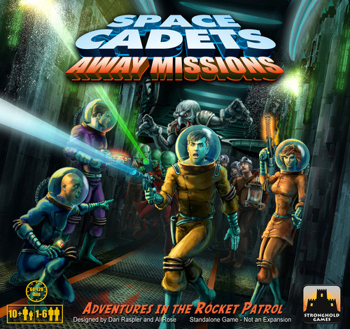 Space Cadets : Away Missions