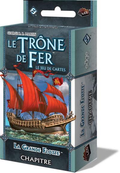 Le Trône de Fer - JCE : La Grande Flotte est arrivée au port
