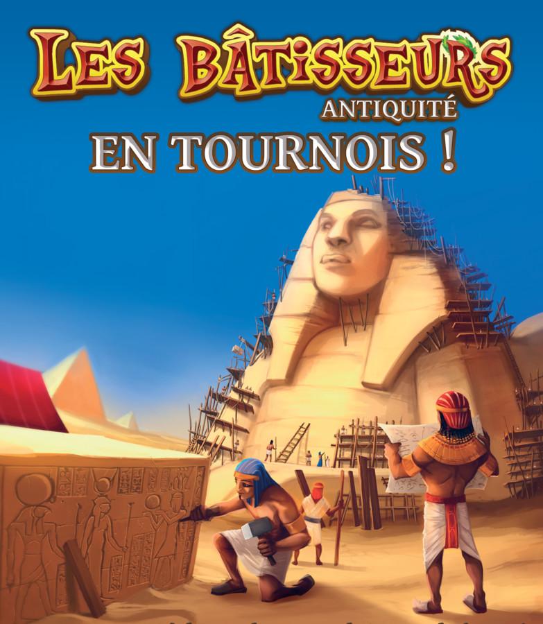 Les Bâtisseurs Antiquité, en tournée !