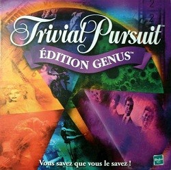 trivial pursuit edition genus trivial pursuit. Black Bedroom Furniture Sets. Home Design Ideas
