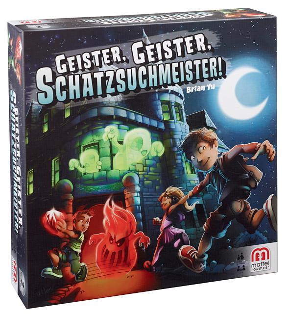 Geister geister, Schatzsuchmeister !