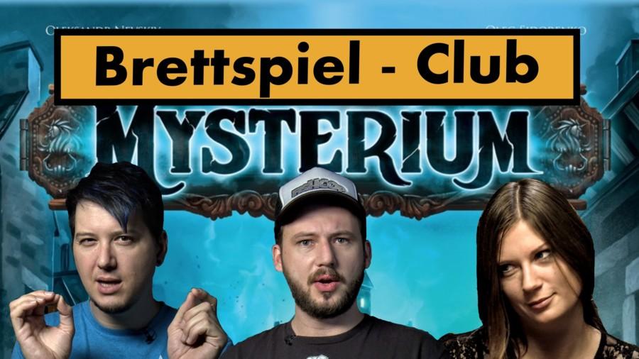 Mysterium: Seance im Brettspiel-Club