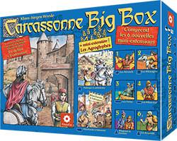 Carcassonne Big Box 2012