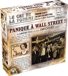 Panique à Wall Street