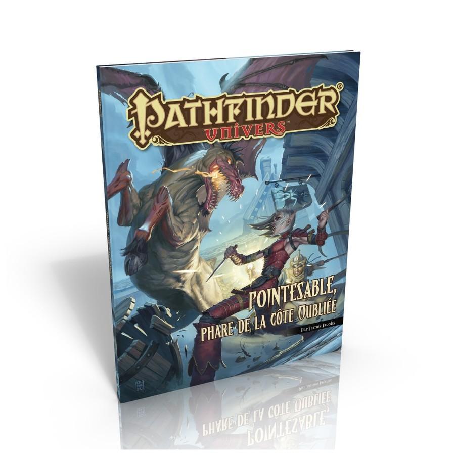 Pathfinder Univers - Pointesable, phare de la côte Oubliée