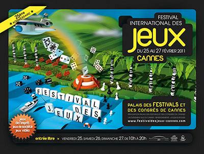 Le Festival International des Jeux de cannes
