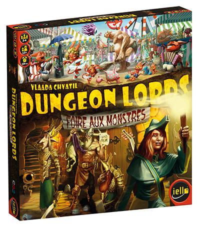 Dungeon Lords : La foire aux monstres revient