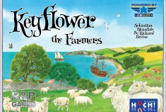 Keyflower: The Farmers: front