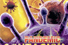 Pandemic : Contagion: front